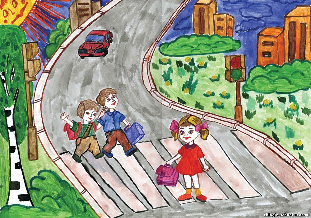 Худеем с ягодами годжи! рисунки на тему дорожное движение для детей.